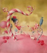 All you need is Love by Nicoletta Ceccoli