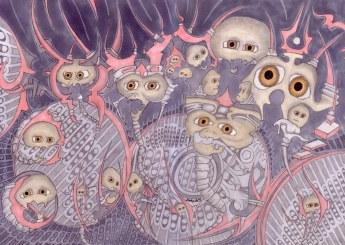 Andy Schmitz - Surreal Drawing 2