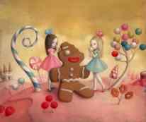 Material Girls by Nicoletta Ceccoli