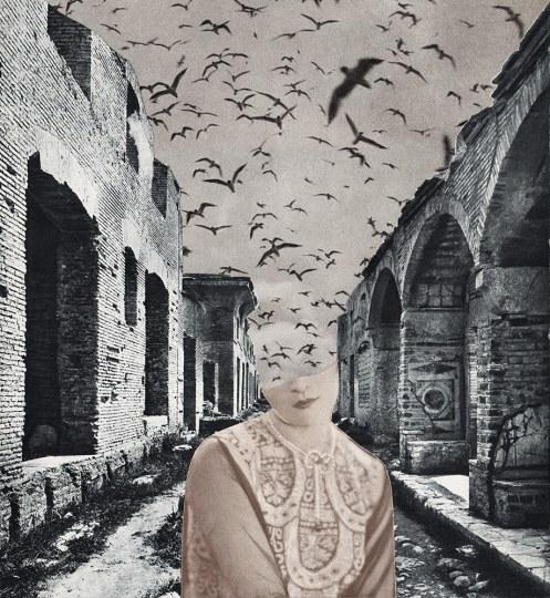 birdwoman by oejerum.dk