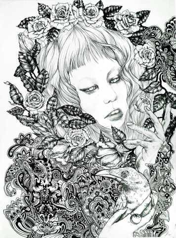 Omen - By Luke Gray