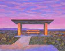 Rest Stop - by Nicolas Gadbois
