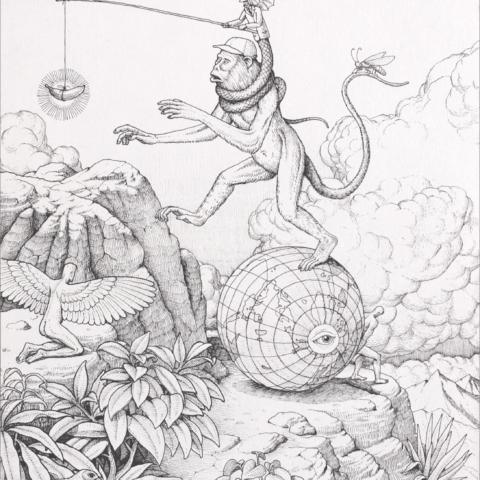 Waone (Interesni Kazki) Drawings