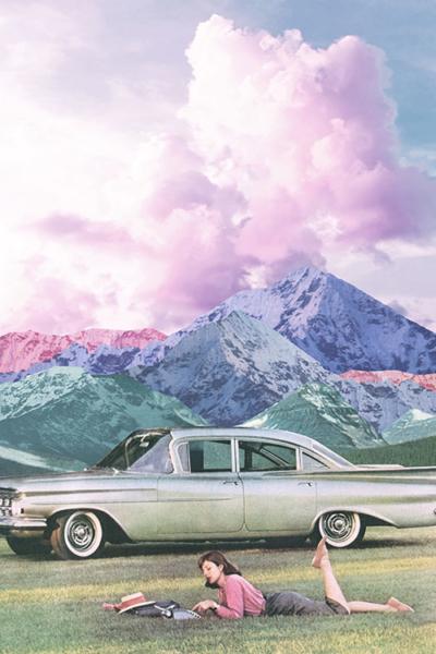 Karen Lynch - Cotton Candy Sky