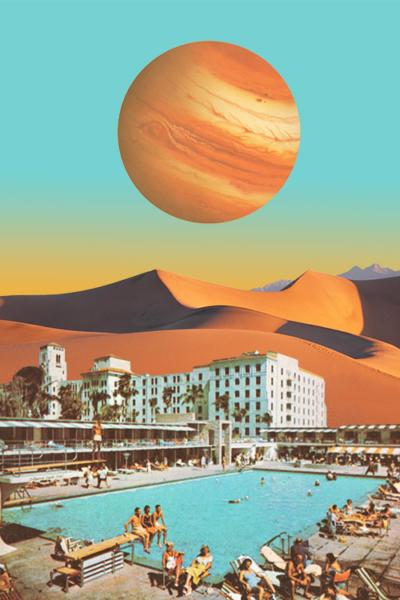 Karen Lynch - Hotel Postcard