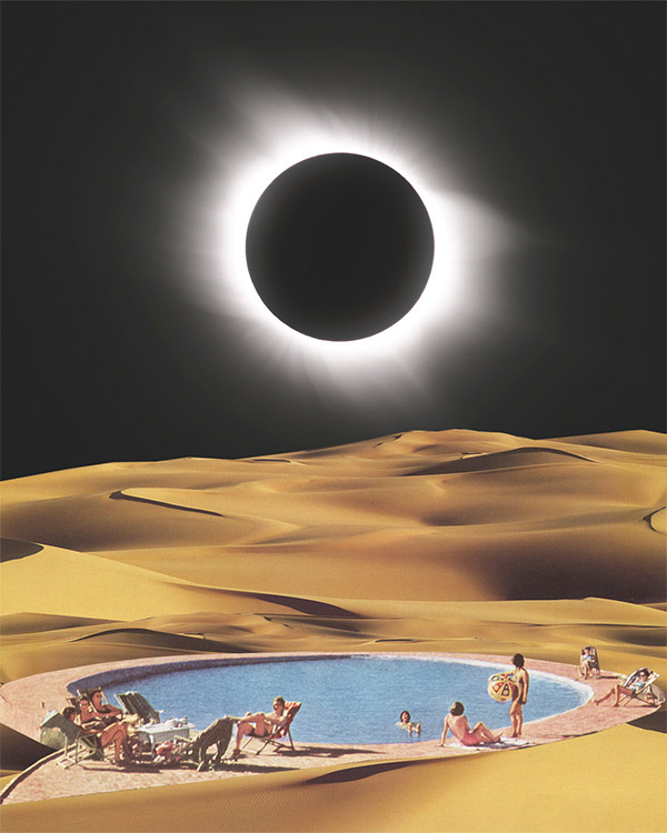 Karen Lynch - Desert Eclipse