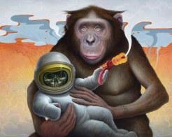 Bonobo Trinity - Chris Leib