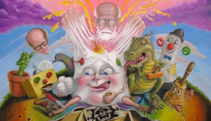 Marshmallow - by Stephen Gibb
