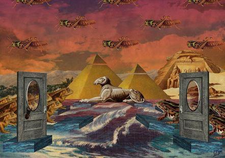 Plagues of Egypt - Albane Simon