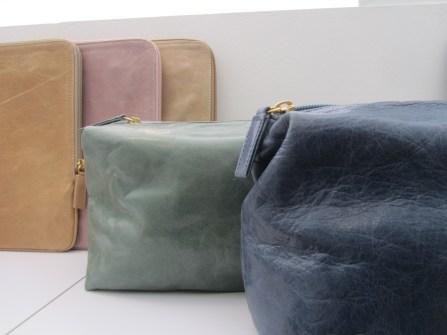 Wash Bags at Blueprint Emporium