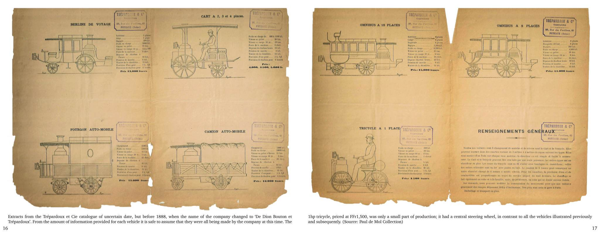 Sample Page | Extract | The Tricycle Book, Part One, 1895-1902