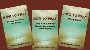 How to Pray Package