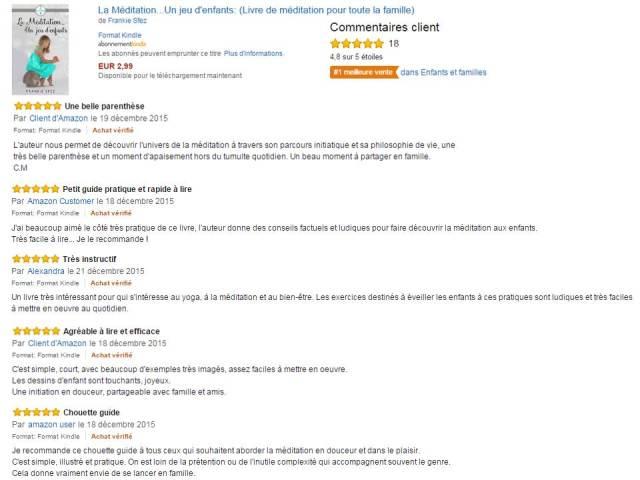 Reviews_Top5_#1Meilleure_vente_Amazon