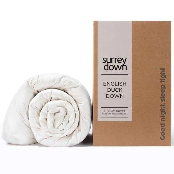 Surrey Down English Duck Down Duvet
