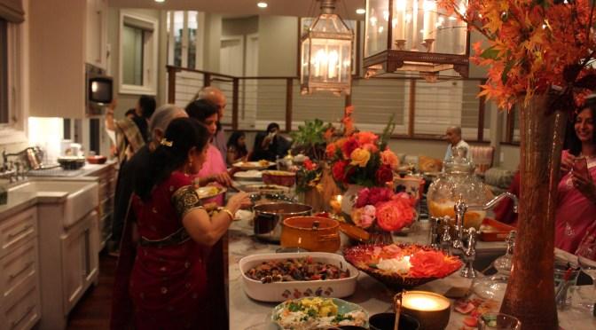 Celebrating Diwali 2015