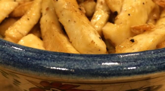 Martha Stewart's Tofu Fries