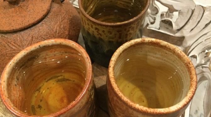 Genmaicha. The Poor Man's Tea