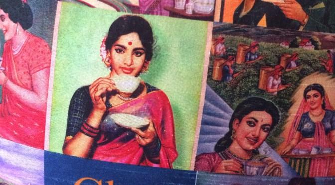 Chai. Indian Spiced Tea