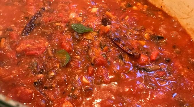 Vegetarian Ragù