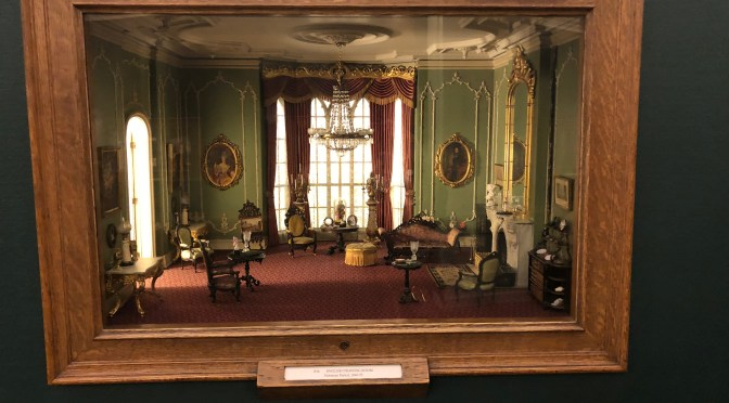 Art Institute of Chicago & The Thorne Miniature Rooms Gallery