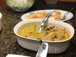 Kerala style chicken