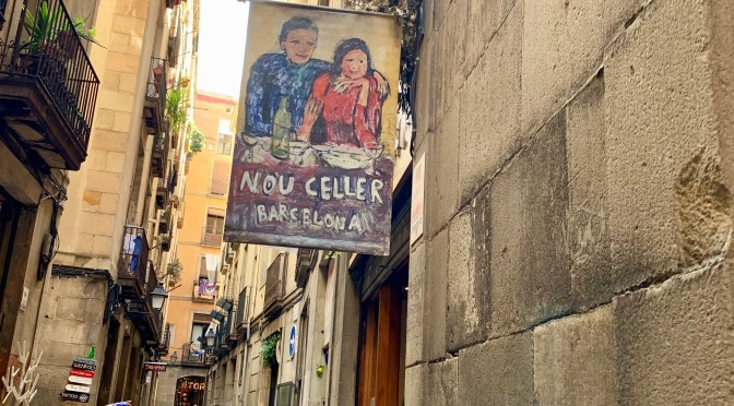 Picasso Museum & the Gothic Quarter in Barcelona, Spain
