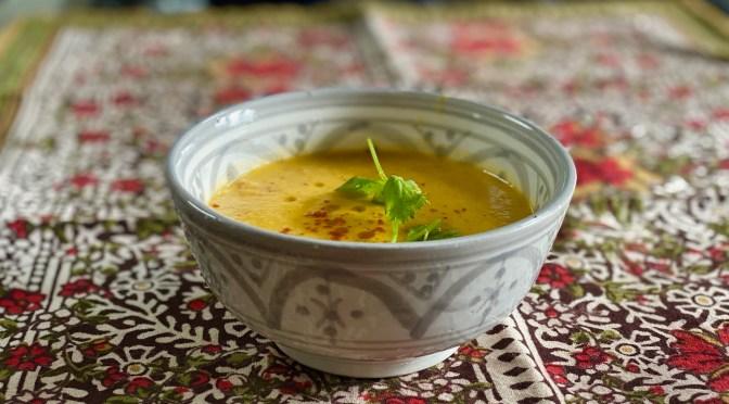 Curried Cauliflower Tomato Soup