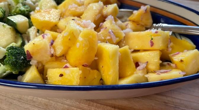 Quick & Easy Pineapple Salad