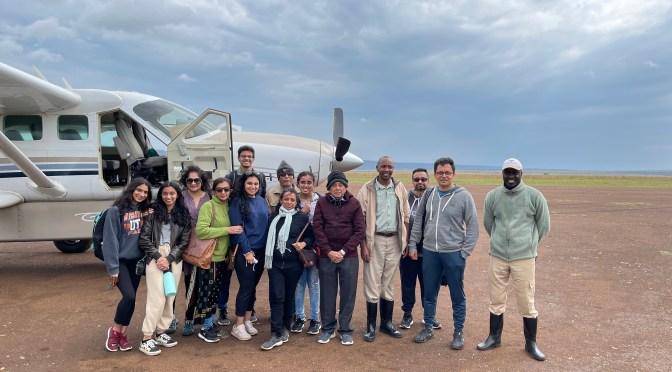Safari Day 4.  Looking for the Marsh Pride & Flight Back to Nairobi