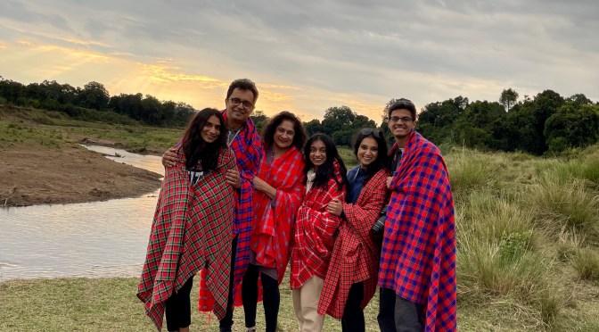 The Masai Blanket – Shuka