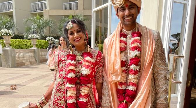 Nikita and Saagar's Wedding in Sunny San Diego, CA