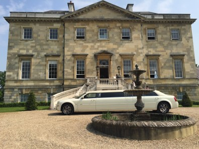 Botley Mansions, Chrysler Limo At A Wedding.