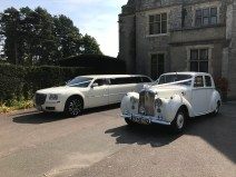 Lim o& Wedding Car Gire Surrey