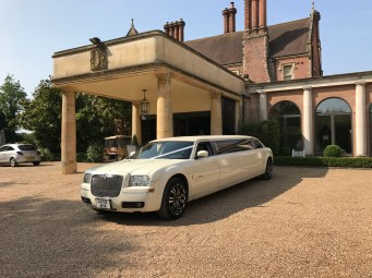 Sussex Limo Hire, Wedding Event.