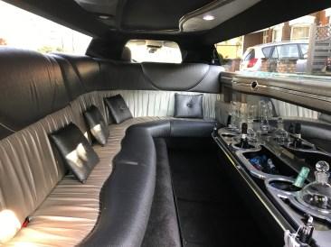 Baby Bentley Interior - Chrysler Limo