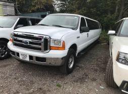 Ford Excursion White