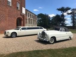 Vintage Bentley Wedding Car Hire Surrey