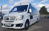 16 Seater Party Bus Hire East London