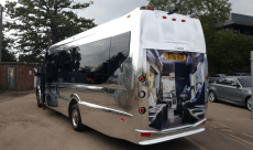 16 Seater Party Bus Hire London : Surrey