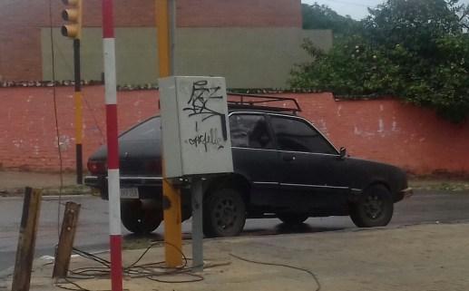 Black Chevette II