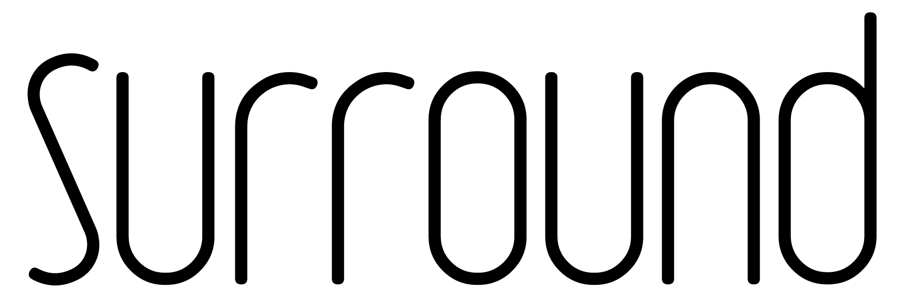 Surround Magazine logo