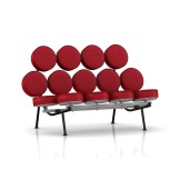 Nelson Marshmallow Sofa by Herman Miller