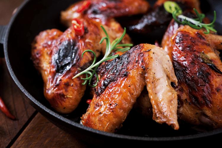 alitas al horno, preparar alitas de pollo, recetas de alitas, alas de pollo,