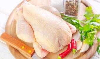 pollo al pimentón, pollo adobado, pollo con especias,