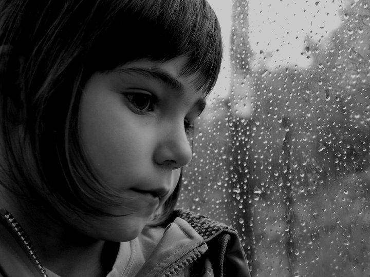 Chuva, Lágrimas e Indiferença!