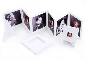 Stoefboekjes met fotopresentatie op maat gemaakt voor de vakfotograaf