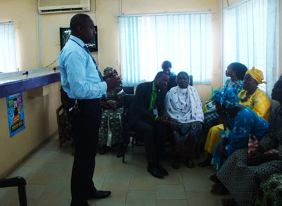 capacity building and empowerment