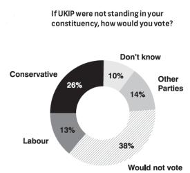 UKIP not Standing