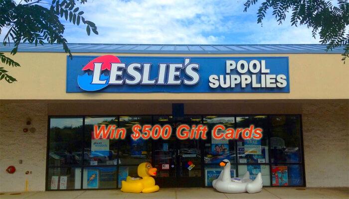 Leslie's Pool Customer Survey