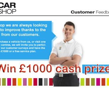 CarShop Customer Feedback Survey
